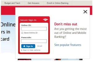 Bank of America Online Login