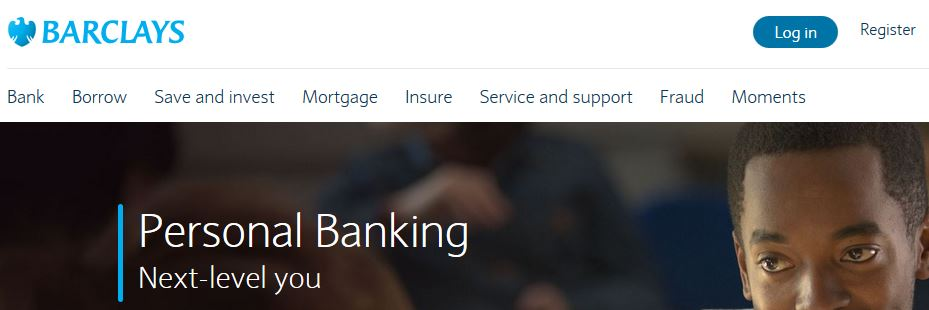 barclays bank online login