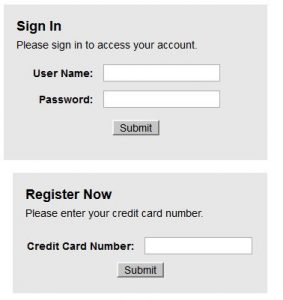 Wells Fargo Bank credit card login