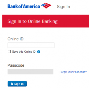 Bank of America Rewards Login