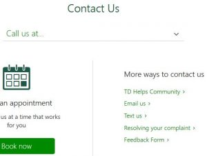 TD Bank Login Issues and Solution