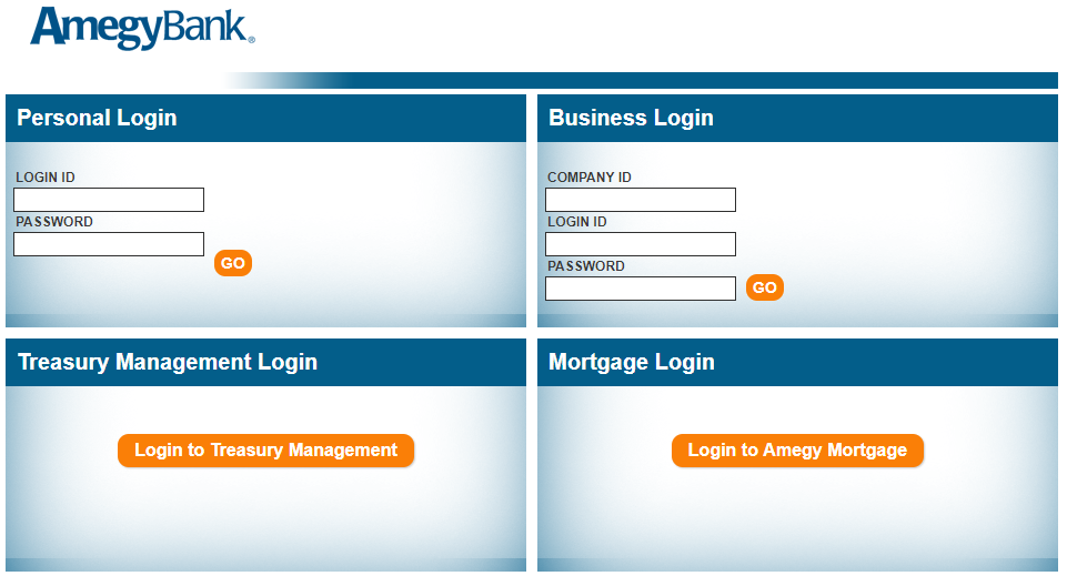 Amegy Bank Login and Reset Password